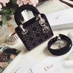 Dior Handbags Cristian Dior, Dior Handbags, Lady Dior, Wristlet Wallet, Backpack Bags, Wristlets, Fashion Bags, Purses And Bags, Wallets