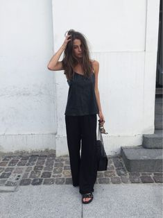 Why I want everything Danish Style muse Sophia Roe wears Danish Street Style, Danish Style, Street Style Looks, Blazer Fashion, Fashion Outfits, Womens Fashion, Maja Why, Informal Attire, Muse