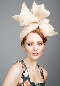 Royal Milliner Rachel Trevor-Morgan - beautiful couture Hats