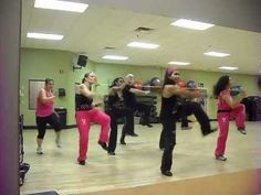Pose Zumba by JenH - YouTube