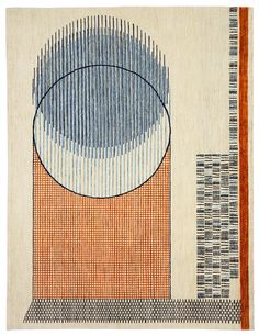 Best things Dot dash dot is part of - Figuera studio Jonathan Adler's giant Sputnik chandelier Dot Dash cushion from Block Shop Textiles Doings on Time and Light by Studio … Motifs Textiles, Textile Patterns, Textile Design, Design Art, Graphic Design, Bauhaus Textiles, Art Designs, Tapis Funky, Woodblock Print