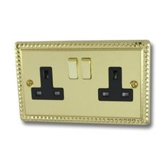 Varilight Georgian Sockets and Switches