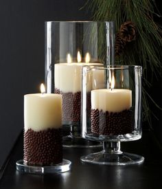Round The Candle Modern Techniques Candles Home Decor