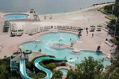 World's Contemporary Resort Top Ten Tips Contemporary Resort Pool Disney Hotels, Disney World Vacation, Disney World Resorts, Disney Trips, Hotels And Resorts, Walt Disney World, Disney Worlds, Disney Vacations, Bay Lake Tower