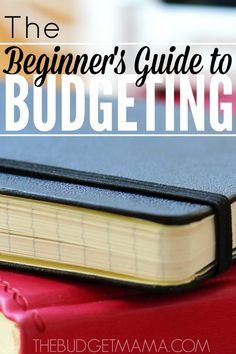 The Beginner's Guide to Budgeting - The Budget Mama