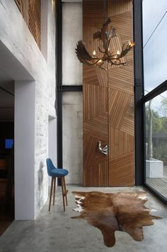 Ant Farm House in Taiwan by Xrange Architects//////www.bedreakustik.dk/home DISCOUNT TO PINTEREST CUSTOMERS Dedicated to deliver superior interior acoustic experience.#pinoftheday#interior#scandinavian design#krumm///////