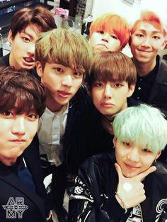 방탄 BangtanBulletproof Boyscouts BTS #jin #jhope #yoongi #namjoon #taehyung…