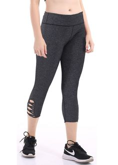 Heat Move Women Capri Yoga Pants with Pocket 4 Way Stretch Moisture Wicking Leggings XL Dark Grey ** Check out this great product. (This is an affiliate link) Yoga Pants With Pockets, Cute Posts, Hoodies, Sweatshirts, Women's Leggings, Fashion Brands, Baby Kids, Topshop, Sweatpants