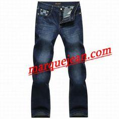 Vendre Jeans Louis Vuitton Homme H0018 Pas Cher En Ligne.