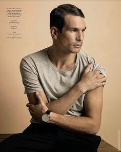 Jose Mari Manzanares para ICON Magazine Mayo 2015