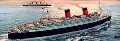 Znalezione obrazy dla zapytania statki pasażerskie