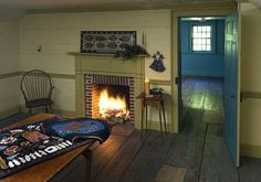 Early New England Log Cabins - Bing images