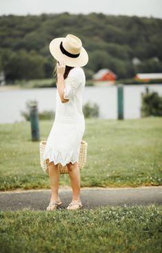 5c9db33a395d look for less  white eyelet summer dress. - dress cori lynn Pretty White  Dresses