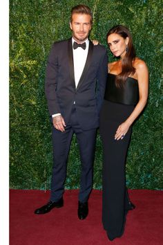 The 41 most stylish couples of ALL time: David and Victoria Beckham