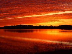 b758678c6fa Sunrises Pictures - Nine Mile Pond at Sunrise