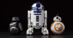 Spheros new R2-D2 and BB-9E Star Wars toys are full of personality