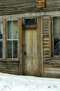 Ghost Towns:  Montana is ripe with old settlements, whether maintained or not, they can be a historical, if not haunting, experience. The following are listed by the nearest active city in Montana to their location. For information on other ghost towns further out from Missoula, check out this site.