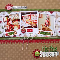 Layout | 'Tis The Season