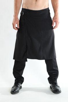 Skirt Trousers , Machus, Machus Portland , Skingraft, Skingraft clothing – machus