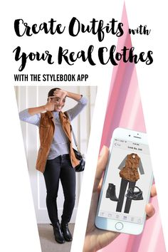 Get more out of the clothes you own by organizing your wardrobe and saving your outfit ideas with the closet management app Stylebook.
