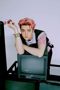New EXO SC Wallpaper | Sehun & Chanyeol | WaoFam Wallpaper Chen, Kai, Exo Chanyeol, Kyungsoo, K Pop, Exo Korea, Gu Family Books, Big Bang Top, Exo Album