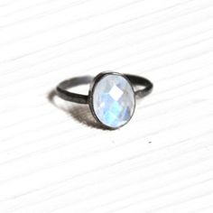 Moonstone Ring, $49, now featured on Fab.