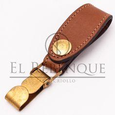 Llavero mosquetón de cuero Wordpress, Sunglasses Case, Key Rings, Leather, Presents