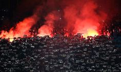 Kun 12.000 tilskuere på San Paolo i aften!