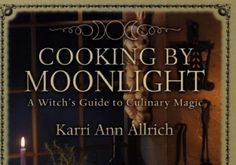 A review of the cookbook Cooking By Moonlight by Karri Ann Allrich. Includes recipe for Crab Cakes With Cranberry Orange Salsa.