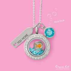 Origami Owl. Layer your look with this cute Mini-Locket! Just click on the pic to order.