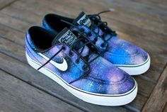 Hey, I found this really awesome Etsy listing at https://www.etsy.com/listing/160987707/nike-zoom-stefan-janoski-galaxy-sneakers
