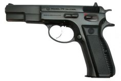 CZ 75 Another of the 50 best handguns ever made