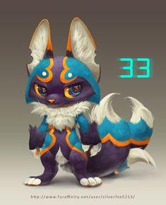 33 by Silverfox5213