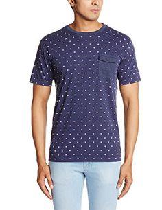 DC Shoes All Over Crew - Camiseta con cuello redondo y bolsillo para hombre #camiseta #starwars #marvel #gift