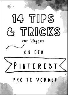 14 tips & tricks om meer volgers op Pinterest te krijgen | www.grabyourbags.nl