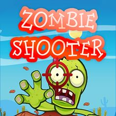 Zombie Shooter Game - ArcadeHole.com