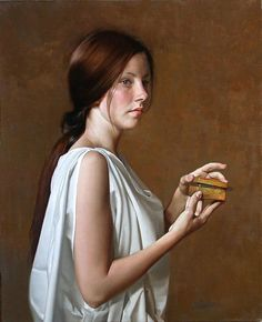 the secret - Paintings by William Whitaker  <3 <3