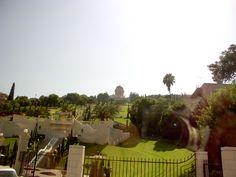 haifa, bahai gardens