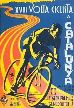 1936 Volta a Catalunya #voltaaCatalunya