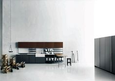 Salinas Kitchen by Patricia Urquiola for Boffi
