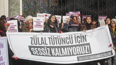 Üniversite Kadın Meclisleri'nden katledilen Zülal için eylem