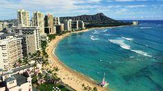 Waikiki Beach – Honolulu, Hawaiii Beach – Honolulu, Hawaii