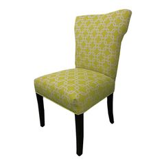 Found it at Wayfair - Bella Chair in Citrus (Set of 2)