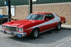 Starsky y Hutch Ford Torino