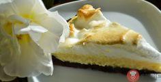 Fotorecept| Citrónový koláč so snehovou čapicou
