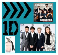 """1D❤️"" by devilsister4 on Polyvore featuring art"