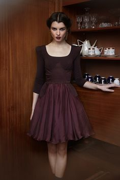 KNAPP The Post-war collection A/W 12/13 by Antonia Yordanova, via Behance
