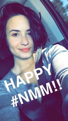 Demi's no make up Monday - 22nd February