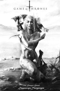 Daenerys Targaryen - A Mãe dos Dragões. | ♂ ♀ ou não