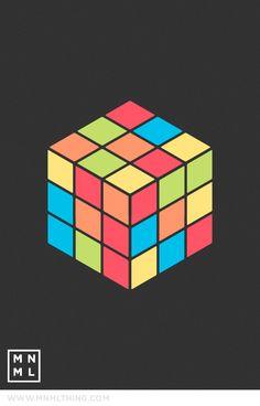 #68 Rubix Cube